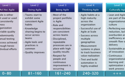 Free Agile Maturity Assessment